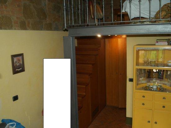 Farmhouse Il Fienile: Room