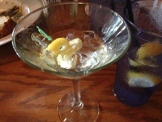 MacAllisters Grill & Tavern: Smirnoff Martini