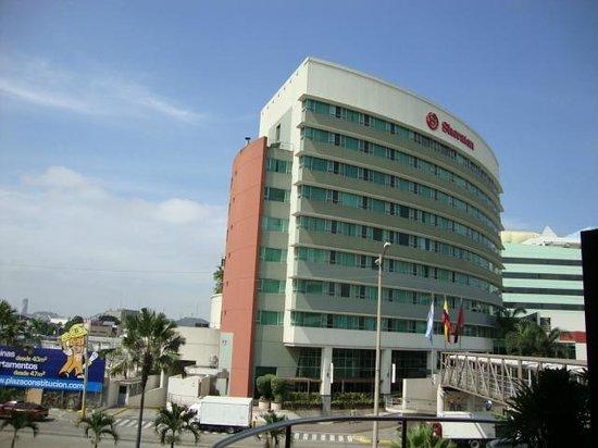 Sheraton Guayaquil Hotel: Hotel