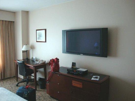 Sheraton Guayaquil Hotel: Habitacion