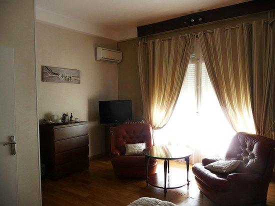 Hotel La Flanerie: bedroom