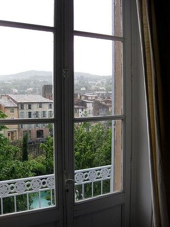 La Madone: View of Apt from Apartment Baroque