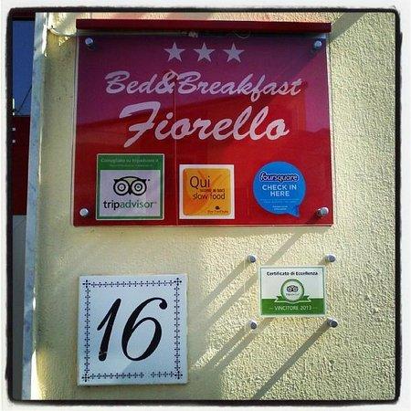 B&B Fiorello: Eccellenza 2013