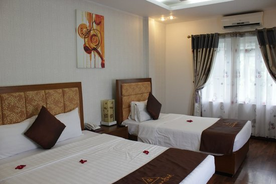 Hanoi Focus Boutique Hotel: Room nr 1
