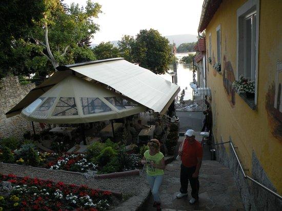 Vacz Remete Pince: lo spazio aperto sul Danubio