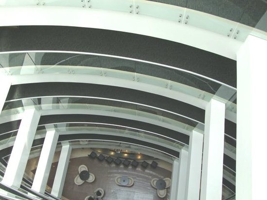 Sonesta Hotel Guayaquil: vista desde arriba