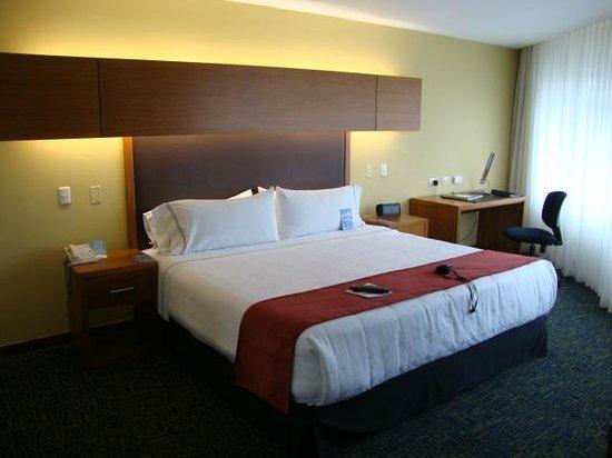Sonesta Hotel Guayaquil: cama