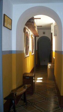 Villa Laetitia: interno