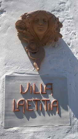 Villa Laetitia: dettaglio