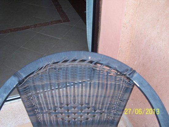 Kenzi Club Agdal Medina Chaise Balcon