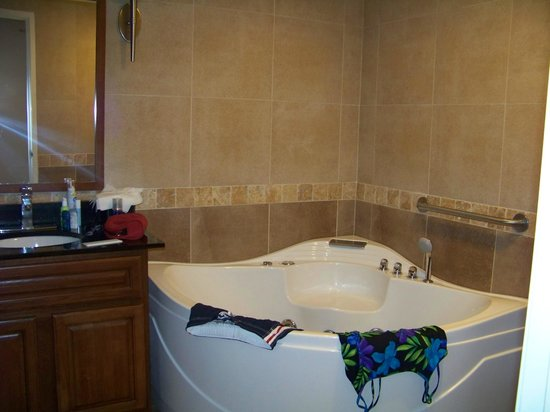Divi Aruba Phoenix Beach Resort: tub