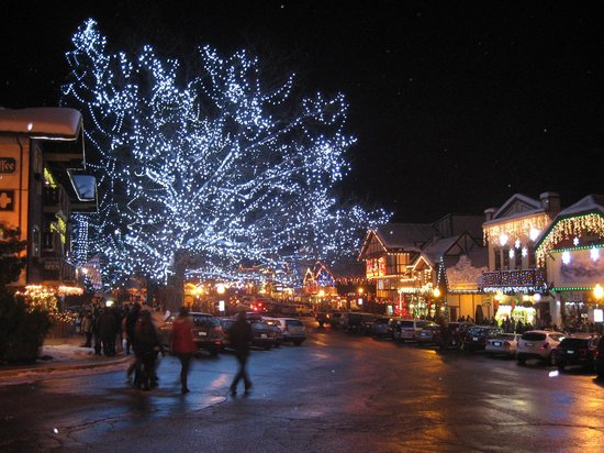 Alpine Rivers Inn: Beautiful downtown Leavenworth