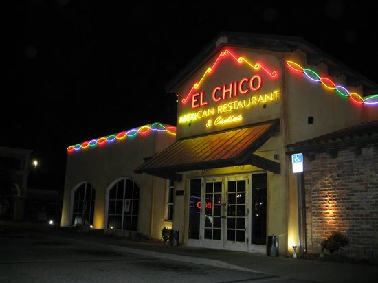 El Chico: Lights on!!!
