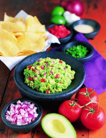 El Chico: Enjoy a Top Shelf Guacamole made right at your table!!