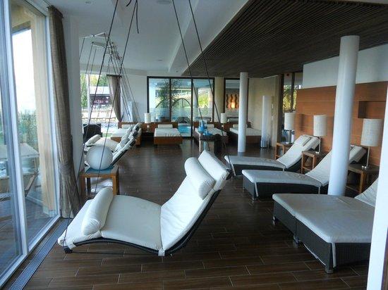 Hotel Falzeben: zona relax