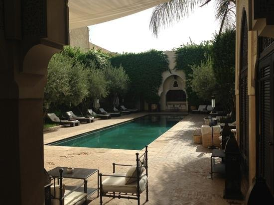 La Villa des Orangers - Hôtel: piscina principal