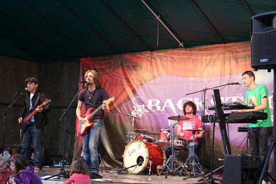 Camping Lido: concert