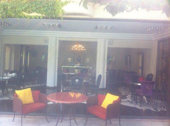 Sainte Valerie Hotel: indoor breakfast room