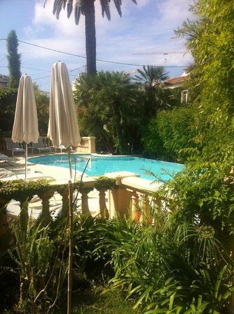 Sainte Valerie Hotel: pool