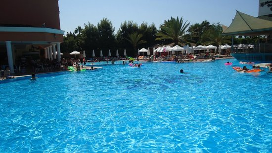 Royal Vikingen Resort & Spa: Big pool