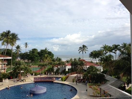 BEST WESTERN Jaco Beach All Inclusive Resort : view from our room...
