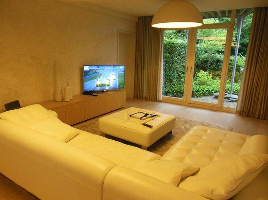 NE5T Hotel & Spa: Salon - Suite Blanche