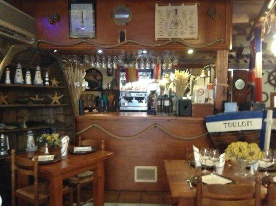 Le pointu cogolin restaurant avis photos tripadvisor for Restaurant le pointu toulon