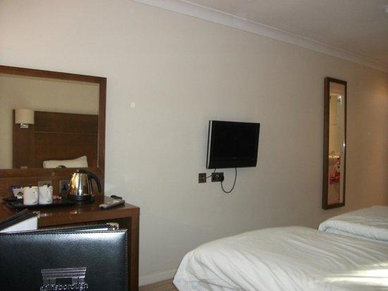 جينزبرو هاوس هوتل: Bedroom