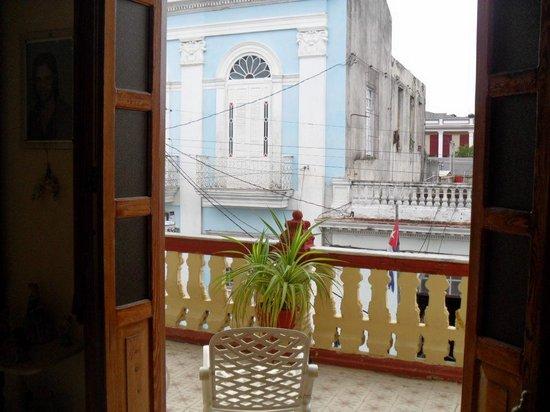 Casa Colonial Martha: The beautiful balcony
