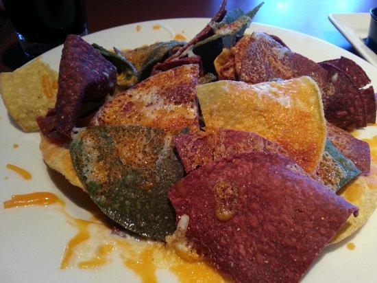 Boston Pizza: Terrible Nachos