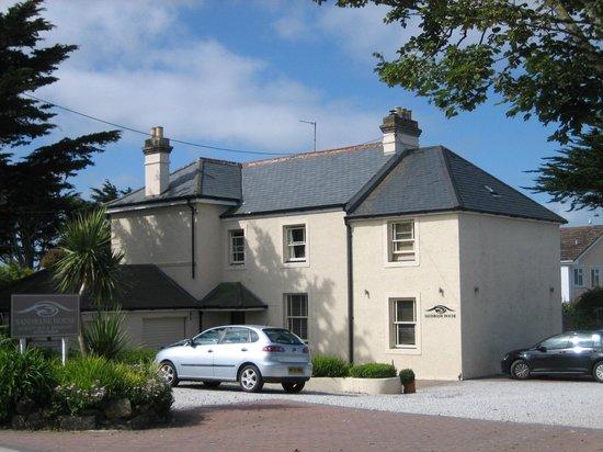 Aussenansicht Sandbank House