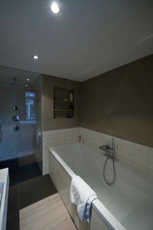 Keizersgracht Residence: Presidential Canal Suite - Bathroom