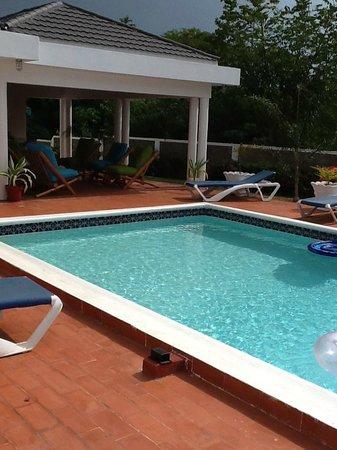 Silver Sands Vacation Villas : Pool