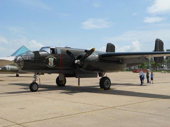 Lone Star Flight Museum: Doolittle B-25