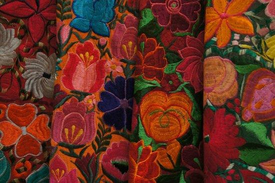 La Casa del Quijote: Textiles Oaxaca