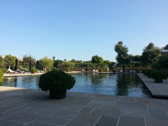 Finca Cortesin Hotel, Golf & Spa: Out door pool at the Spa