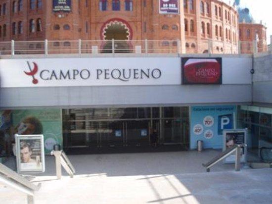 Campo Pequeno: Shopping Mall entrance 2
