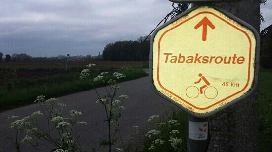 Wervik, Belgia: Tabaksroute