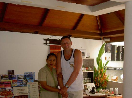 Salathai Resort: Geweldige Staff/Personeel