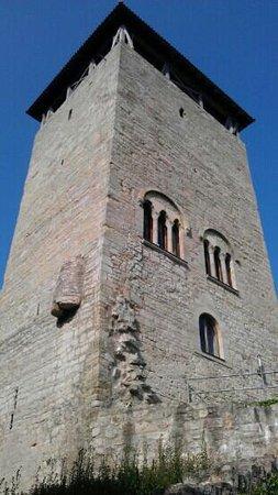 Treffurt, Tyskland: Burgturm
