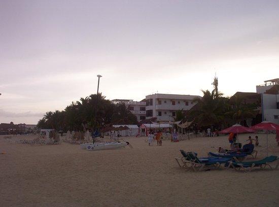Playa Bild Fr 229 N Hotel All Riviera Playa Del Carmen Tripadvisor