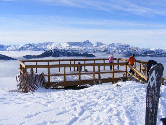 Mount Washington Alpine Resort: Spring Ski
