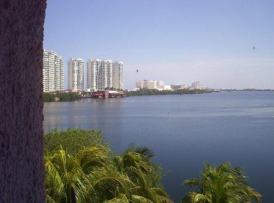 Cancun Clipper Club: desde el último piso
