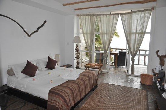 Bliss Hotel Seychelles: Zimmer Nr. 6