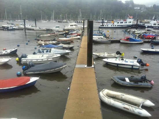 Dart Harbour: My pic's in Dart Harbor by (LN)