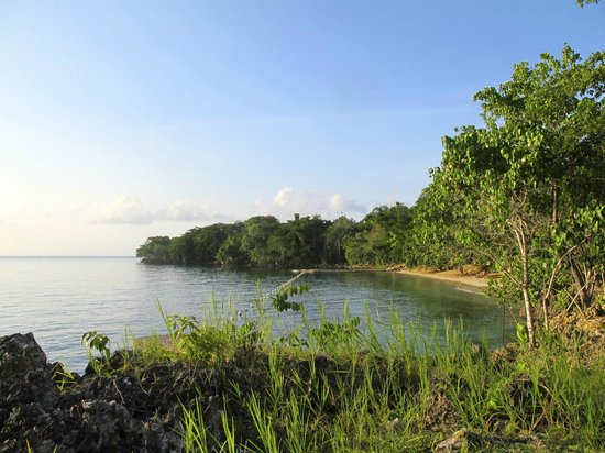 Rhodes Beach Resort Negril: One of the beaches and cove