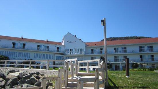 Hotel La Normandie : The hotel