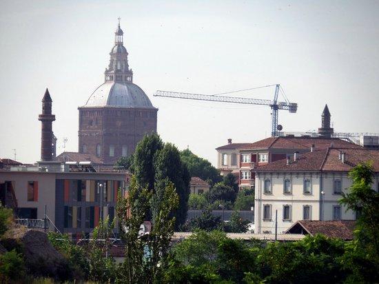 Guesthouse Maiocchi : Panorama dalla camera