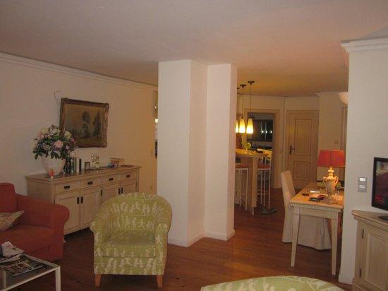 Hotel Gasthaus Hirschen: Werd Suite
