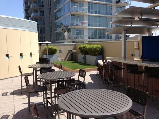 Hotel Indigo San Diego Gaslamp Quarter: For the dogs...
